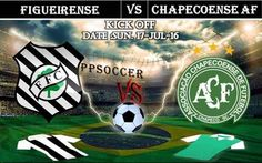 Figueirense vs Chapecoense AF 17.07.2016 Free Soccer Predictions, head to head, preview, predictions score, predictions under/over Brazil: SERIE A
