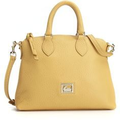 Dooney & Burke - Large Kristen Suede tote Love this soft butter cream bag. Description from pinterest.com. I searched for this on bing.com/images