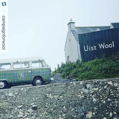 Very happy  to discover MAKE WORKS  A free to use directory that promotes UK  makingmanufacturing   If your in the business of making C H E C K  OUT @make_works  Great VW van folks!  #Repost @campaignforwool  This rapidly growing directory of highly skilled local businesses is beautifully put together serves an invaluable purpose and features some great textile businesses including Uist Wool a mill in the Outer Hebrides that processes local Hebridean wool  by @rofrasermclean  #local…