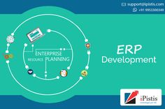 iPistis Technologies Pvt. Ltd. is the Best #erp_development Provider in Delhi, which provides you the best system for your business.