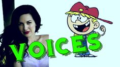 The Loud House Cast - The Loud House Characters - The Loud House Voice A...