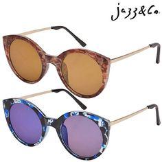 Jazz & Co. | modelo Julie |  Adquira agora: (62)8223-6752 (whatsapp) #soujazz #sunglasses #eyewear #wearjazz #shades #style