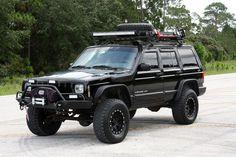 Custom jeep Cherokee xj