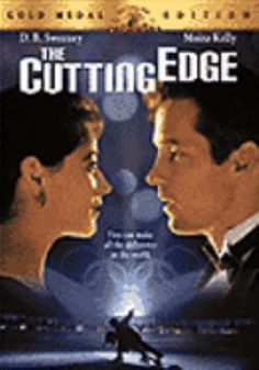 Cover image for The cutting edge