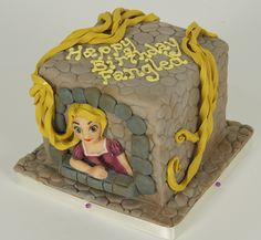 rapunzel tangled cake toronto by www.fortheloveofcake.ca, via Flickr