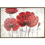 Buy Hobbitholeco. Red Floral by Tina O. Framed Painting at Staples' low price, or read customer reviews to learn more.