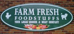 logo from Farm Fresh Foods  Organic foods
