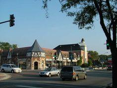 Libertyville, Illinois - my hometown