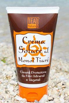 crema solare tea natura