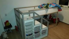 Ikea mit Treppe