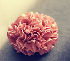 Fabric Flower Tutorial Pattern  PDF  2 by jewelboxballerina