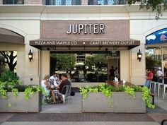 Jupiter Pizza & Waffle Co. (Sugar Land)