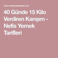 www. No Gluten Diet, Turkish Kitchen, Lose Weight, Weight Loss, Turkish Recipes, Iftar, Healthy Cookies, Viera, No Bake Cake
