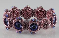 Kim Stathis's Nuovo bracelet. Had the chance to see this in person a few months ago.  Stunning