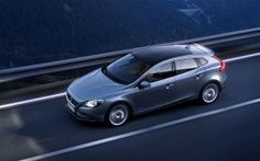 Volvo V40 (we only get the XC60 CUV)