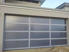Acrylic Garage Doors Steel Line Garage Doors Granny