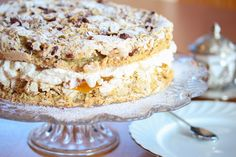 Norwegian Cuisine, Norwegian Food, Pudding Desserts, Cookie Desserts, Cake Recipes, Dessert Recipes, Danish Food, Homemade Cookies, No Bake Treats