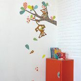 Found it at Wayfair - Ludo Monkey Business Wall Decal