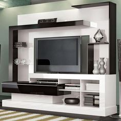 How and where to make a modern TV cabinet design? Modern Tv Cabinet, Modern Tv Wall Units, Tv Cabinet Design, Tv Unit Furniture, Furniture Design, Modular Furniture, Modern Furniture, Tv Stand Designs, Wooden Tv Stands