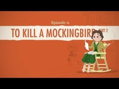 Race, Class, and Gender in To Kill a Mockingbird: Crash Course Literature 211 - YouTube