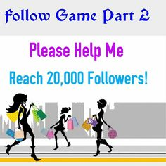 Get More Followers and Help Me Reach 20K! Follow Game Part 2   Rules:  1. Follow Me @letys_fashion_s  2. Like This Post  3. Follow Everyone Who Has Like It  4. SHARE  5. REPEAT   Thank you so much for your love and support PINK Victoria's Secret Dresses
