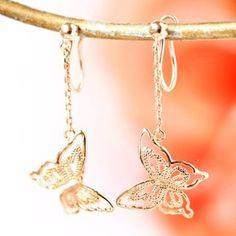 危ういほどデリケートなデザインの蝶々・・|Accessories Collection-アクセサリーコレクション-