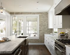 Marble Kitchen | Beautiful Homes Design