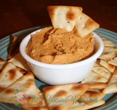 Taco hummus- a delicious homemade recipe combining elements of tacos with traditional hummus with or without tahini. From TheGraciousWife.com