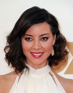 April Ludgate Would Not Approve of Aubrey Plaza's New Red Hair