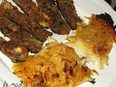 Merluzzo in crosta di patate e senape