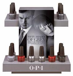 #Concours : A l'occasion de la sortie du film tentez de gagner les 6 vernis de la collection Fifty Shades of Grey OPI | ParisianShoeGals