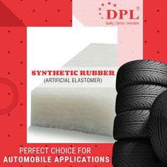 DPL Synthetic Rubber- Artificial Elastomers importers and biggest wholesalers,suppliers and traders in India, For company details plz check the website page
