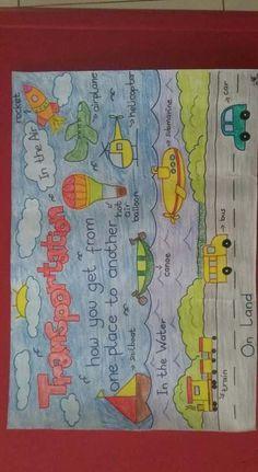 Science Poster Lesson Plans 41 Ideas For 2020 Transportation Chart, Transportation Preschool Activities, Science Activities For Kids, Preschool Science, Preschool Lessons, Kindergarten Social Studies, Kindergarten Lesson Plans, Preschool Charts, Educational Board Games