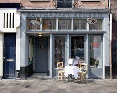 Amsterdam Balthazar's Keuken, French cuisine, Elandsgracht