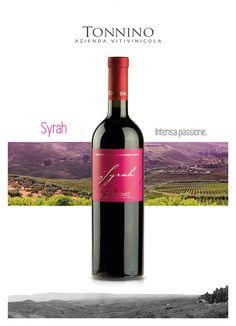 "Syrah - Red wine - I.G.P. ""Terre Siciliane"""