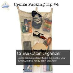 cruise cabin organizer