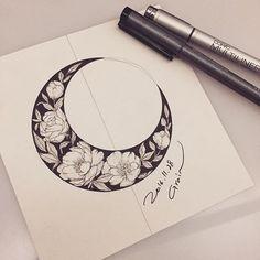 Красивая идея от@tattoo_grain