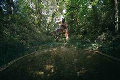 """""""Daphne"""" by Giuseppe Spagnulo, 1987_Collezione Gori - Fattoria di Celle, Santomato (Pistoia), IT"""