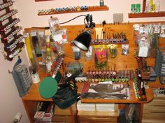 Show us Your Bench #7 | | Hatches Fly Tying Magazine