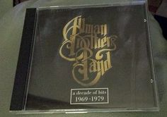 A Decade of Hits 1969-1979 by The Allman Brothers Band (CD, Oct-1991, Polydor) $1.99