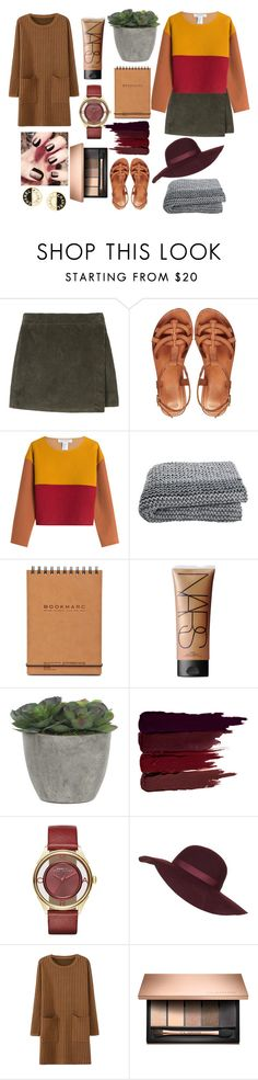 """Autumn Colours"" by take-mewithyou ❤ liked on Polyvore featuring ASOS, Philosophy di Lorenzo Serafini, NARS Cosmetics, Lux-Art Silks, Serge Lutens, Marc by Marc Jacobs, Topshop, Chanel, autumn and warm"