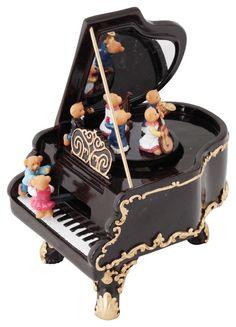 Cutie muzicala - pian Fantezii de iarna