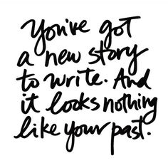 Your past does not define your future. Now is the time to begin a new chapter in life and make positive changes for a happier and healthier life. #PassagesVenice #PassagesRehab #PositiveVibes