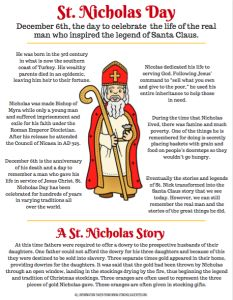 Want to incorporate St Nicholas Day into your Advent traditions? Saint Nick Day, St Nicholas Day, Advent For Kids, Bible Crafts For Kids, Christmas Devotions, Christmas Traditions, Holidays Around The World, Holidays With Kids, Catholic Religious Education