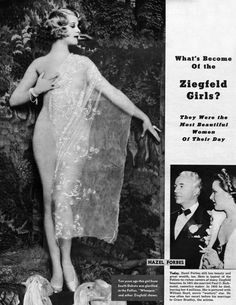 From 1907 to 1931 Florenz Ziegfeld collected the best looking girls from around the Western world to perform in his theatrical spectaculars known as the Ziegf… Diesel Punk, Glenda The Good Witch, Billie Burke, Ziegfeld Follies, Ziegfeld Girls, Look Magazine, Golden Age Of Hollywood, Showgirls, S Pic