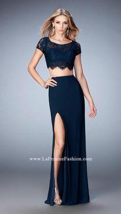 La Femme 22082 | La Femme Fashion 2016 - La Femme Prom Dresses - La Femme Short Dresses
