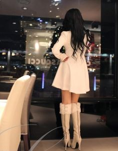 Boots and Coat