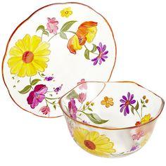 Spring Happy Floral Dinnerware