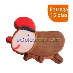 20 GALLETAS DECORADAS CAGATIO 10.5CM