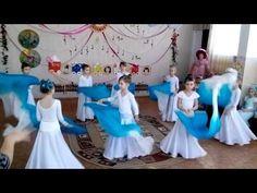 """Танец с веерами-вейлами """"Весеннее половодье"""" - YouTube"""